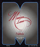 Morrison Lane - Nebbiolo
